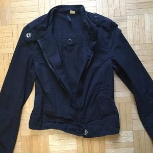 Mid 2000s Divided military inspired jacket